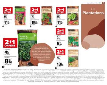 Catalogue Carrefour Market - 07.04.2021 - 02.05.2021.
