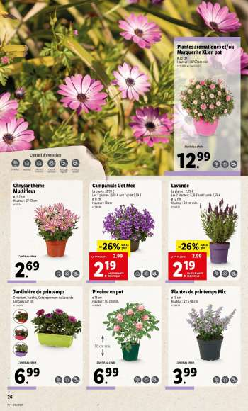 Catalogue Lidl - 14.04.2021 - 20.04.2021.