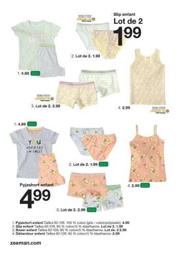 Catalogue Zeeman - 10.04.2021 - 23.04.2021.