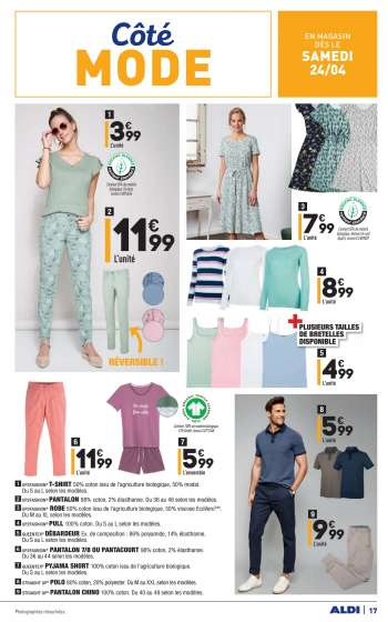 Catalogue ALDI - 20.04.2021 - 26.04.2021.