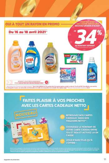 Catalogue Netto - 13.04.2021 - 18.04.2021.
