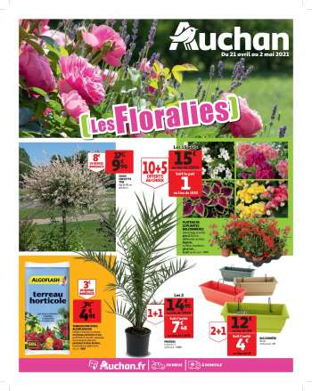 Catalogue Auchan - 21.04.2021 - 02.05.2021.