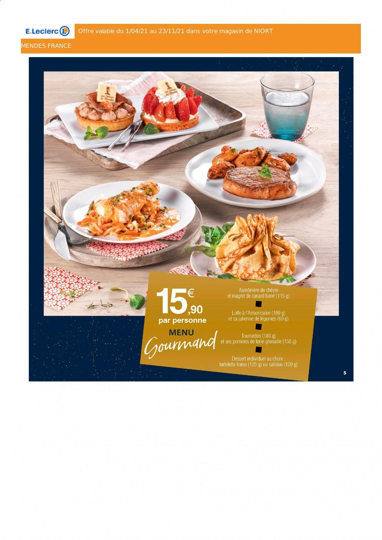 Catalogue Leader Price 31.08.2021 - 12.09.2021 - page 5 | Vos Promos