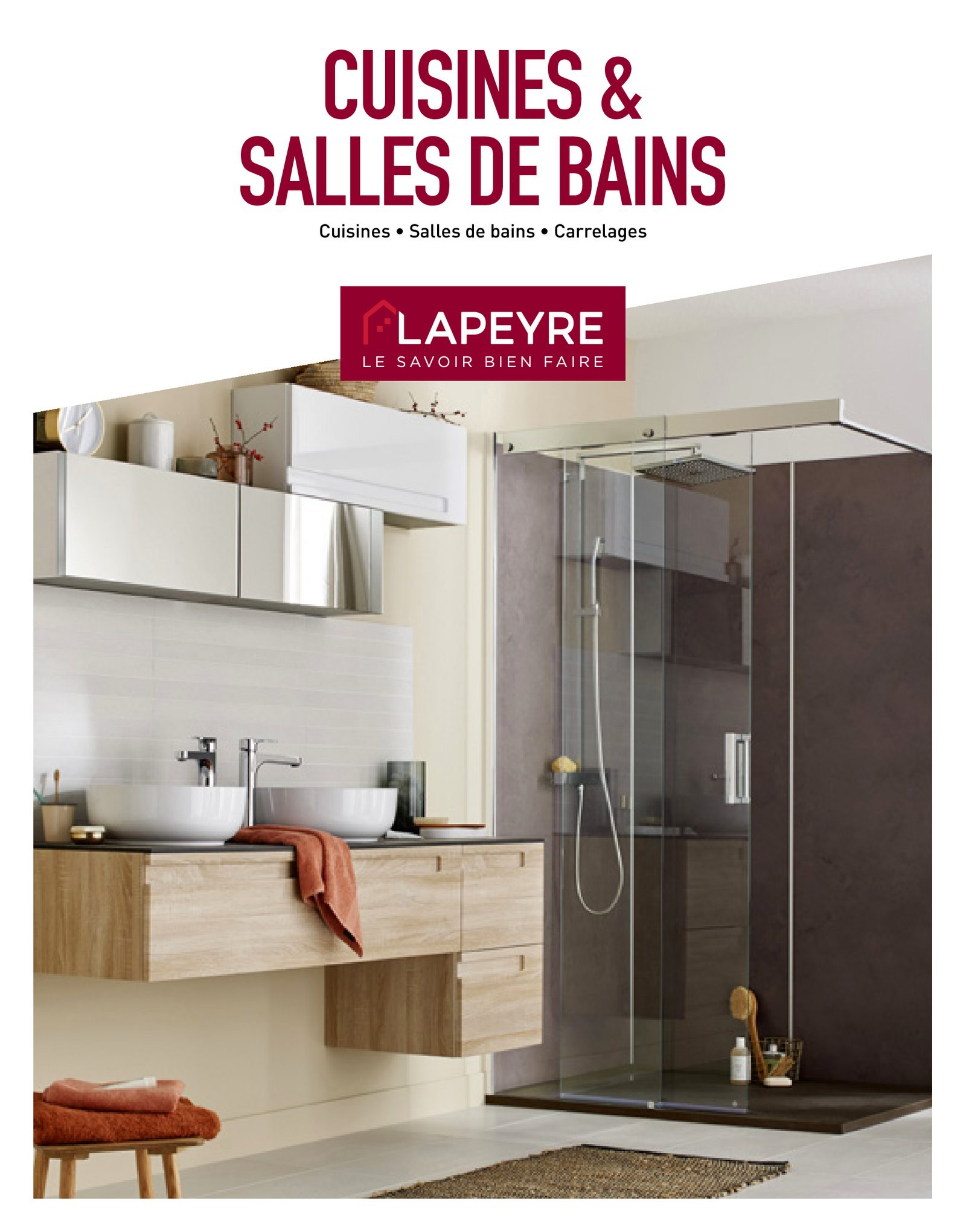 Catalogue Lapeyre 17.17.17 - 17.17.17  Vos Promos