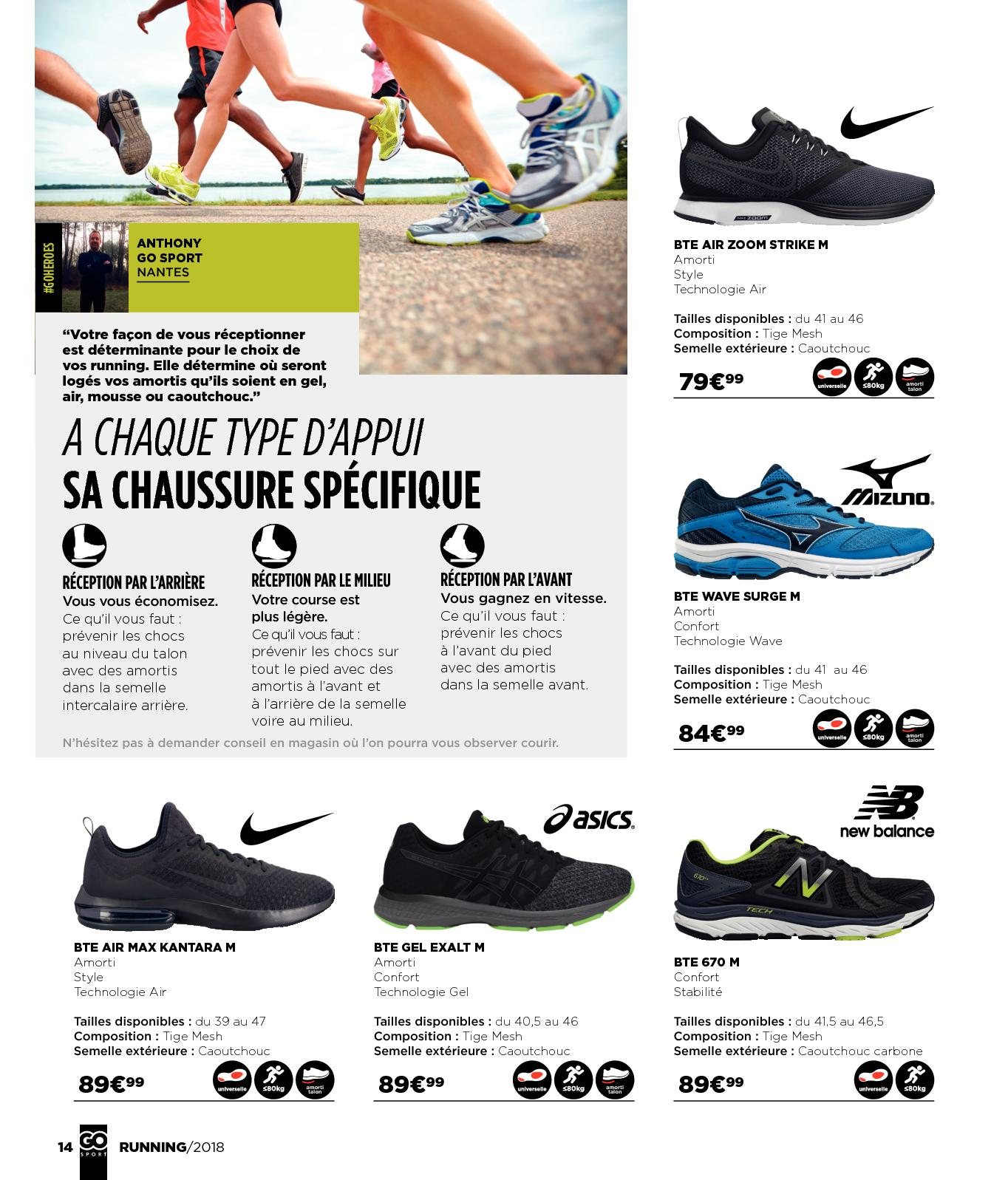 Catalogue Go Sport | Vos Promos