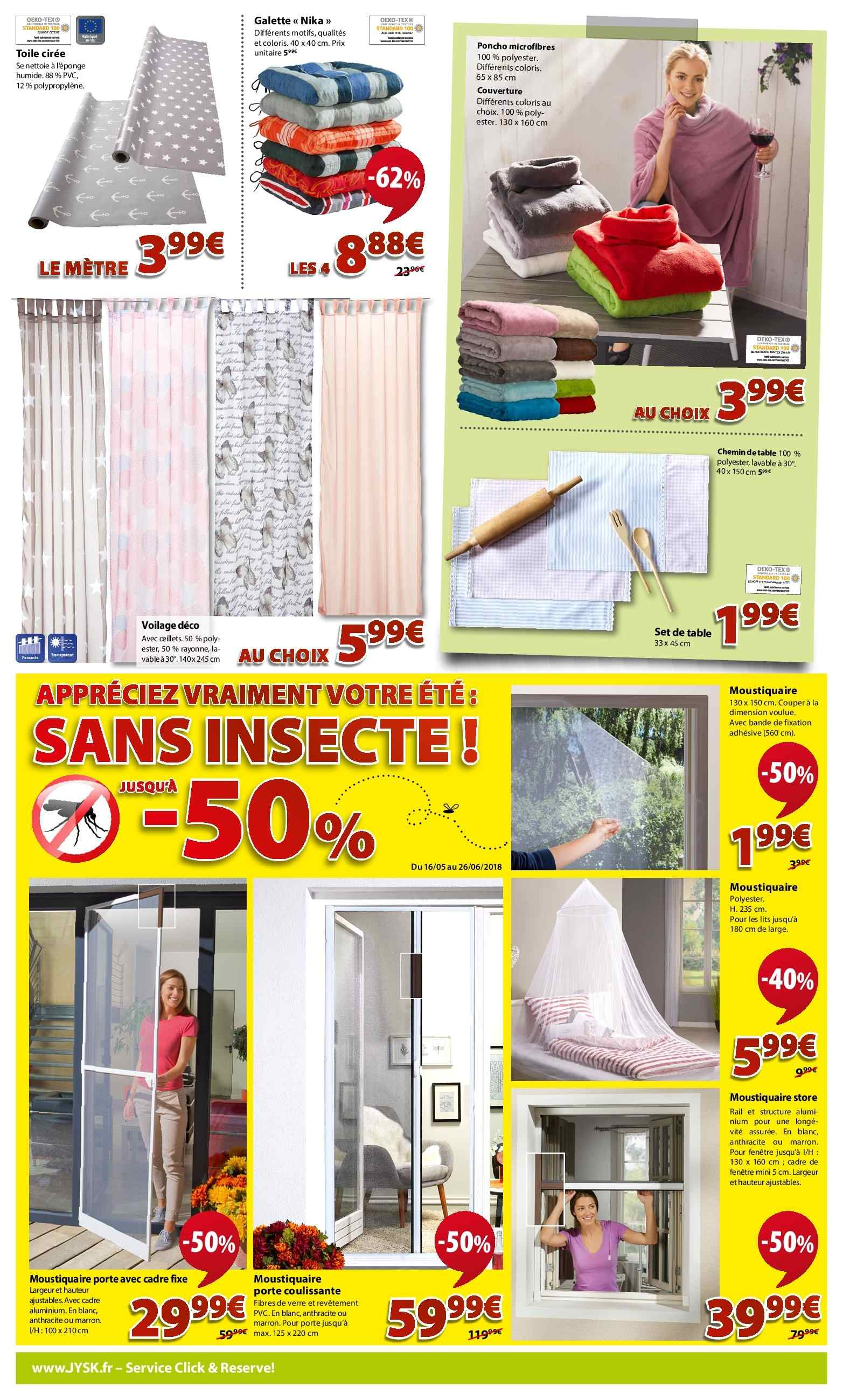 Catalogue JYSK - 16.05.2018 - 29.05.2018. Page 8.
