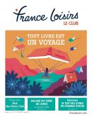 Catalogue France Loisirs - 30.05.2018 - 17.08.2018.
