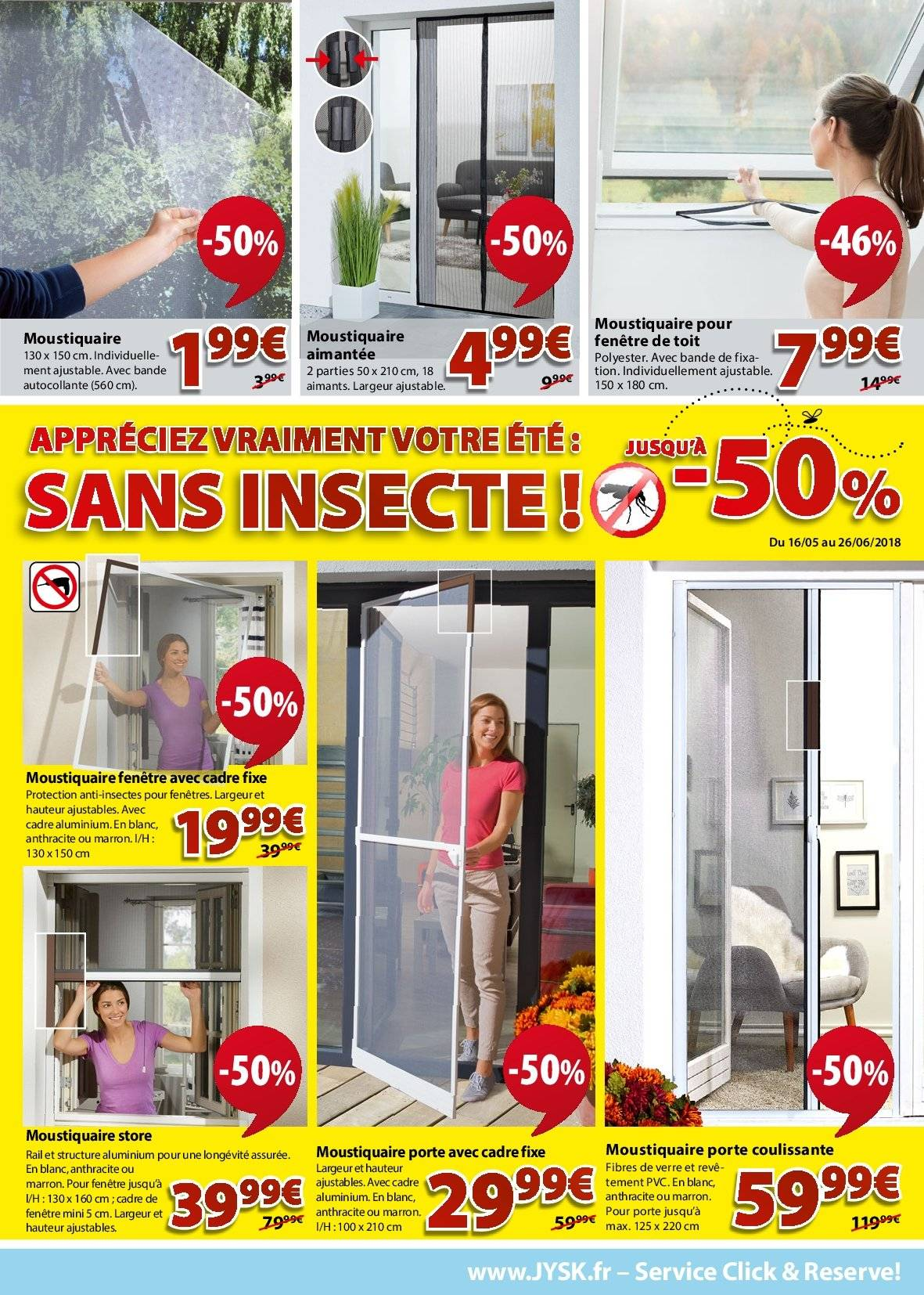 Catalogue JYSK - 13.06.2018 - 26.06.2018 - Produits soldés - marron. Page 11.