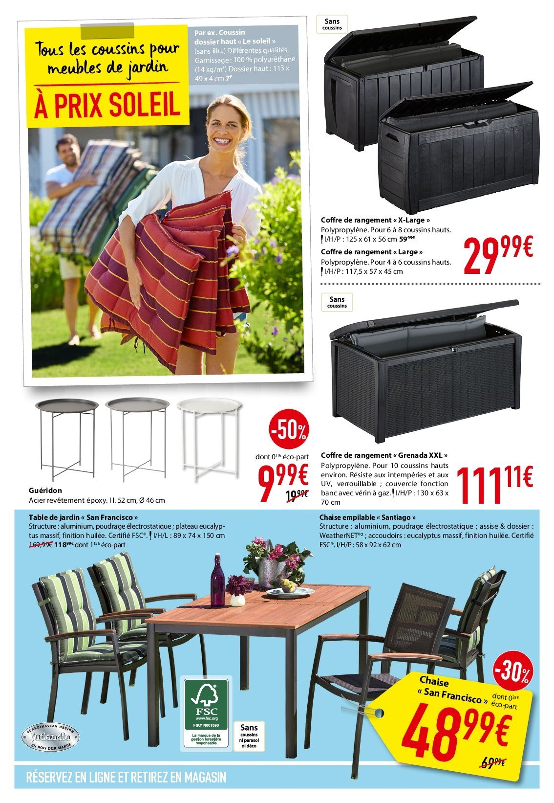 Catalogue JYSK - 11.07.2018 - 24.07.2018. Page 6.