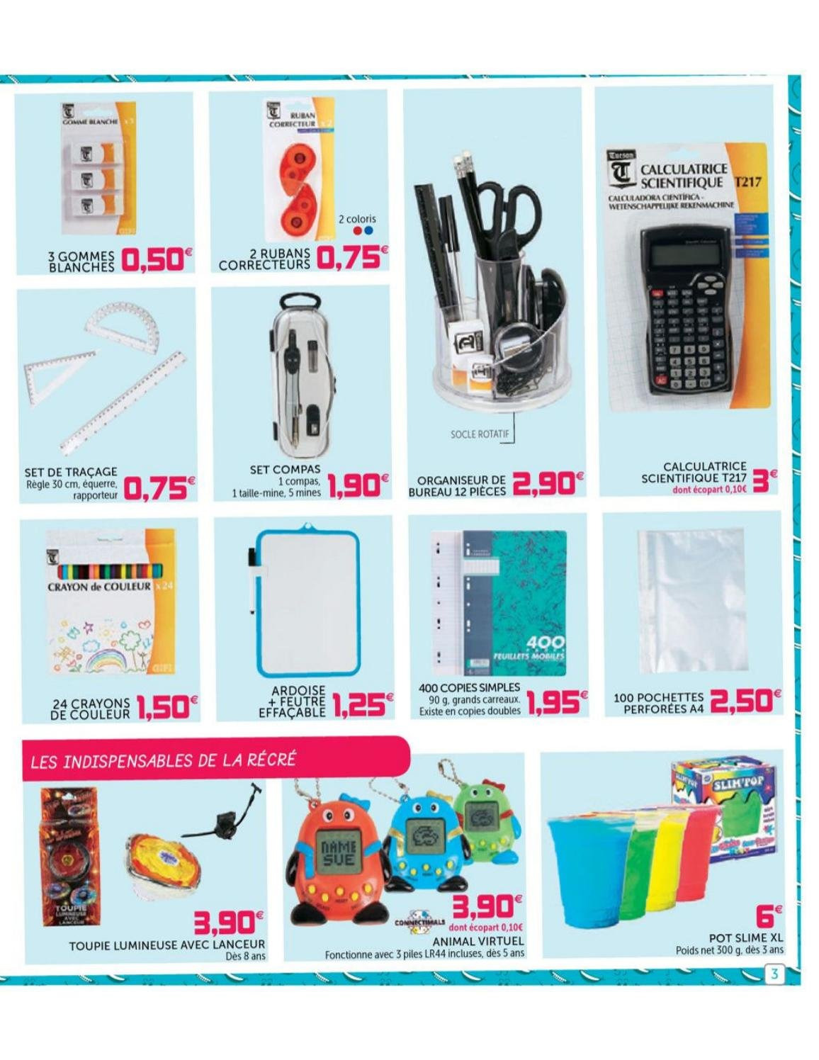 Catalogue GiFi - 28.08.2018 - 05.09.2018. Page 3.