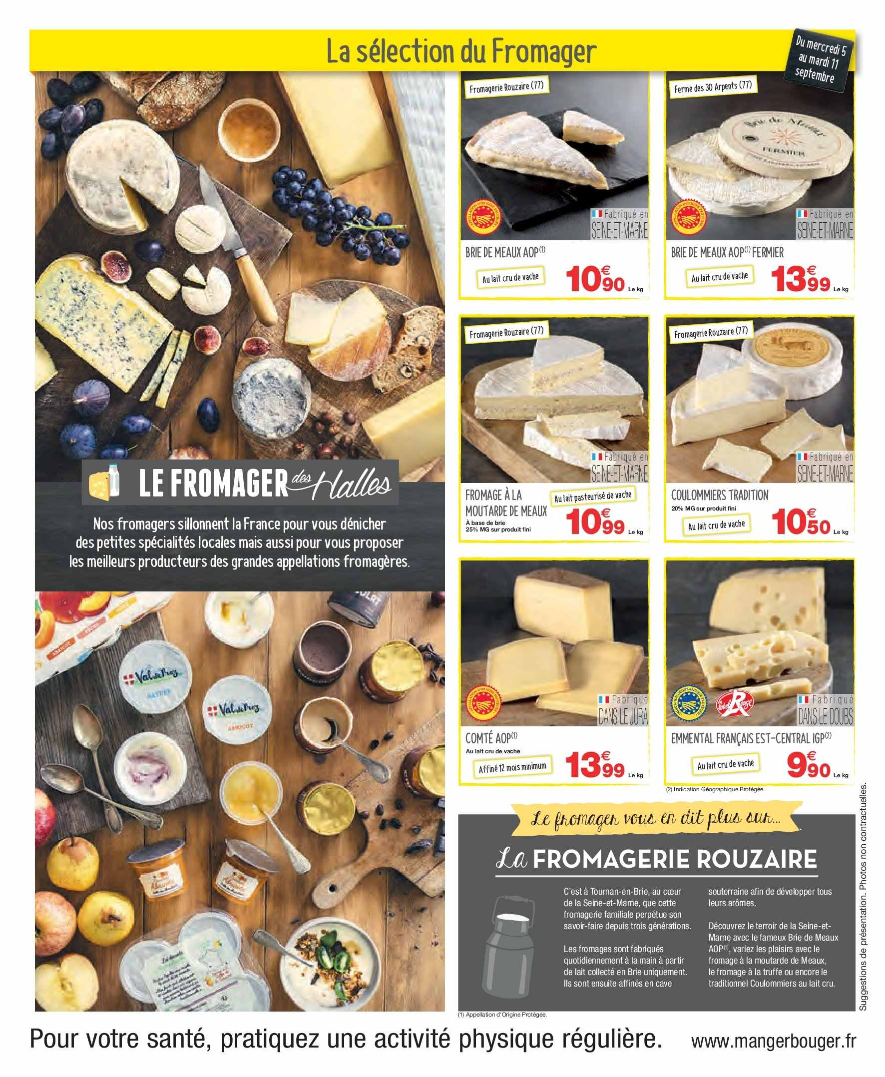 Catalogue Grand Frais - 05.09.2018 - 16.09.2018. Page 6.