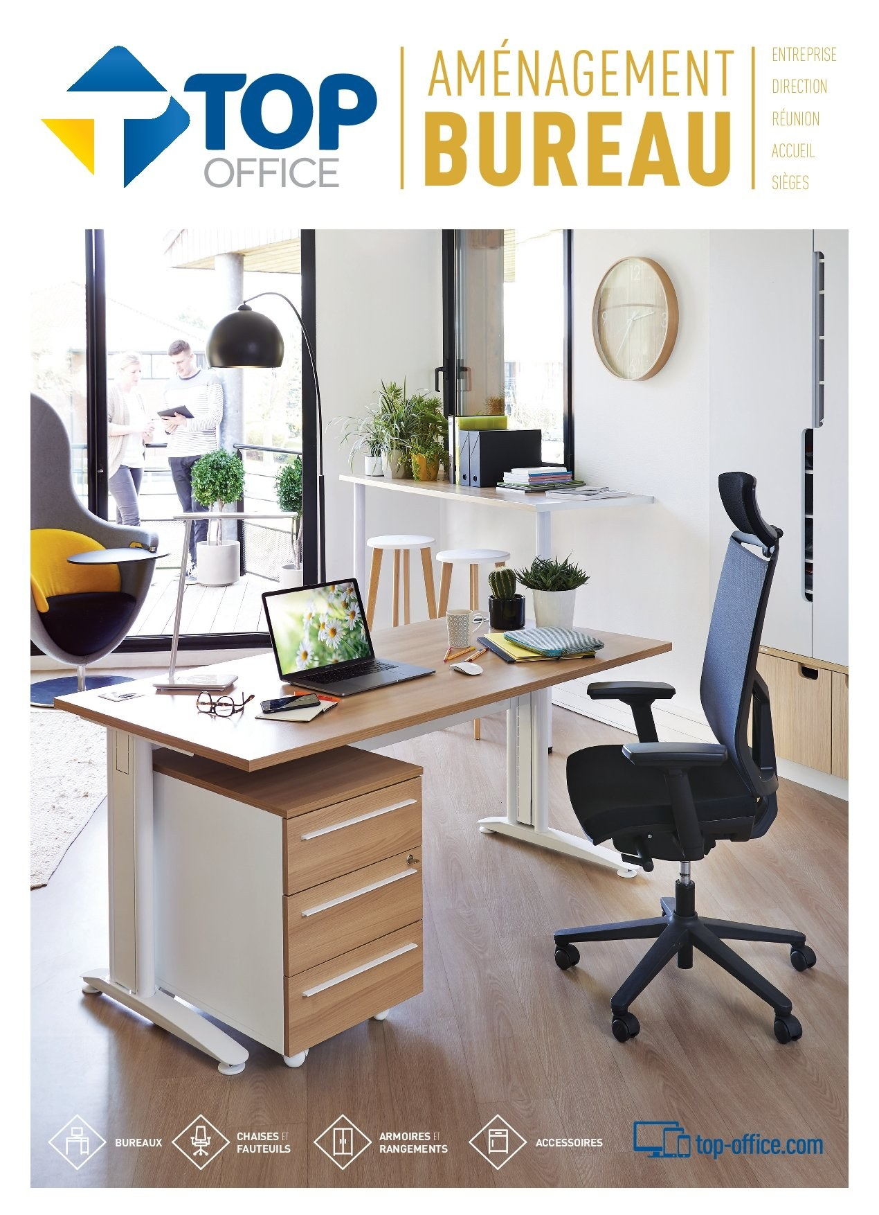 Catalogue Top Office - 12.09.2018 - 31.01.2019 - Produits soldés - bureau, chaise, top. Page 1.