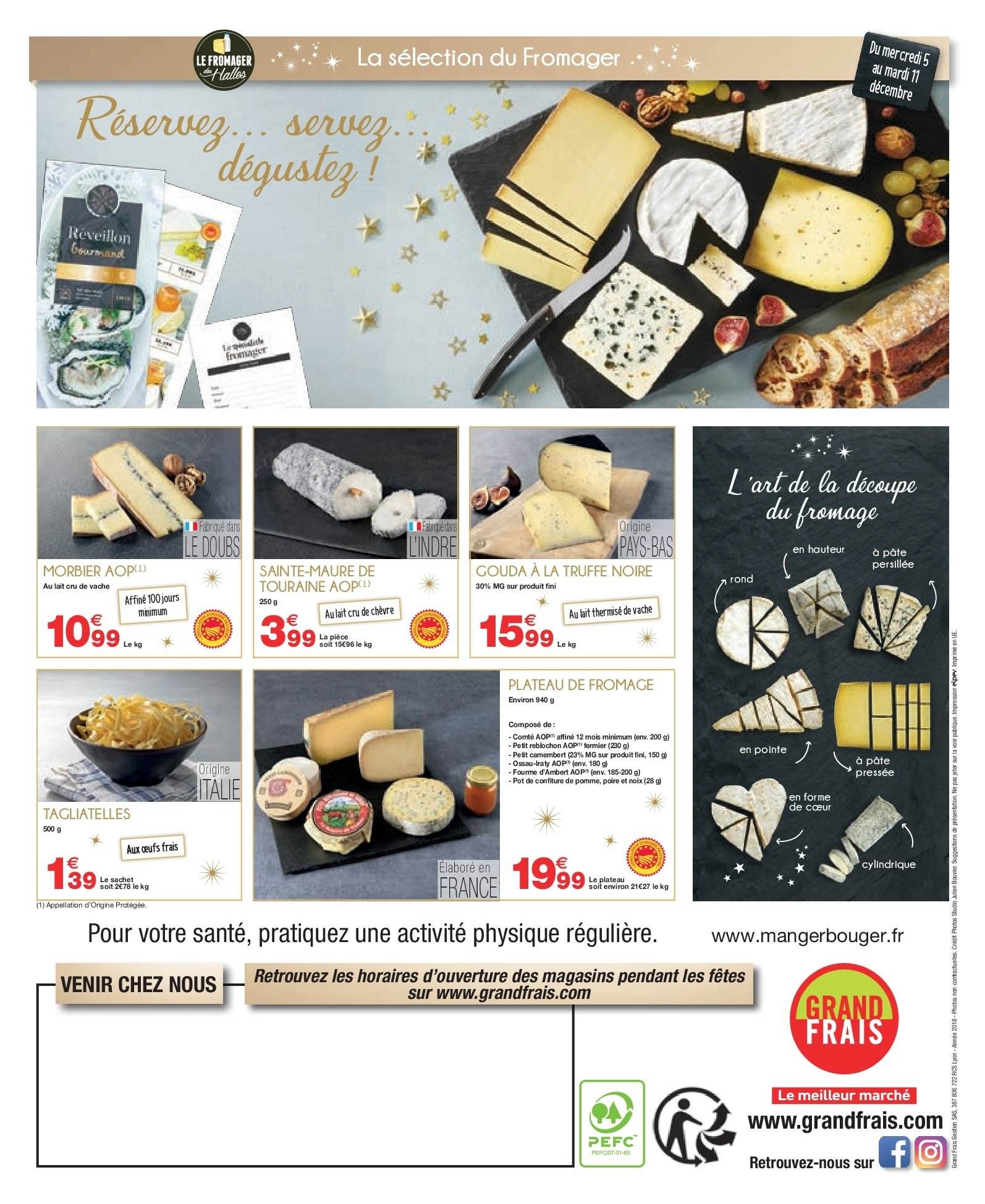 Catalogue Grand Frais - 03.12.2018 - 15.12.2018. Page 8.