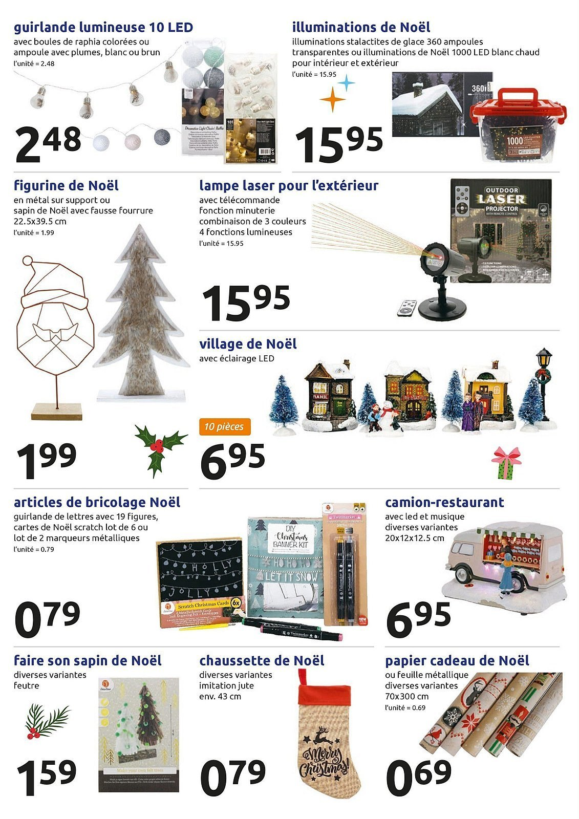 Catalogue Action - 12.12.2018 - 18.12.2018. Page 3.