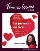 Catalogue France Loisirs - 03.01.2019 - 05.03.2019.