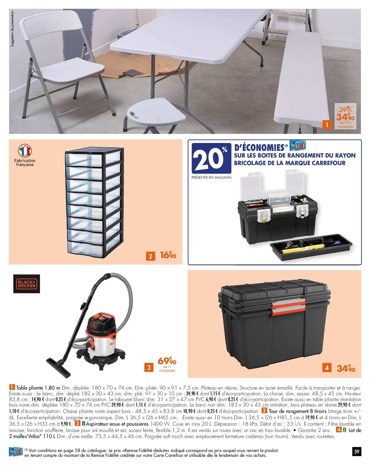 Catalogue Prospectus Pub Carrefour 05 02 2019 18 02 2019