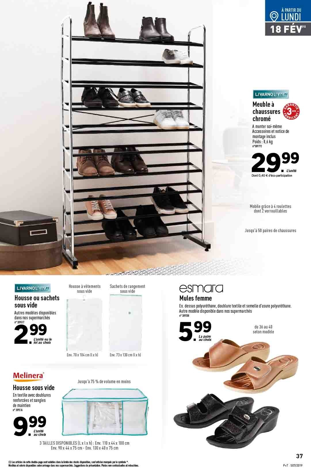 Catalogue Lidl 13 02 2019 19 02 2019 Page 37 Vos Promos