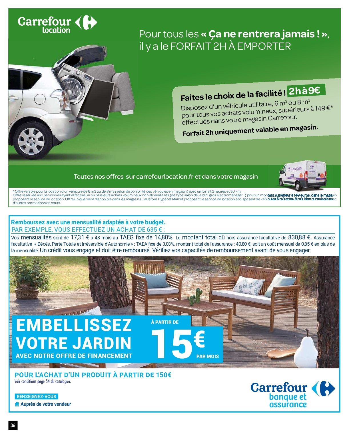 Catalogue Prospectus Pub Carrefour 22 02 2019 18 03 2019