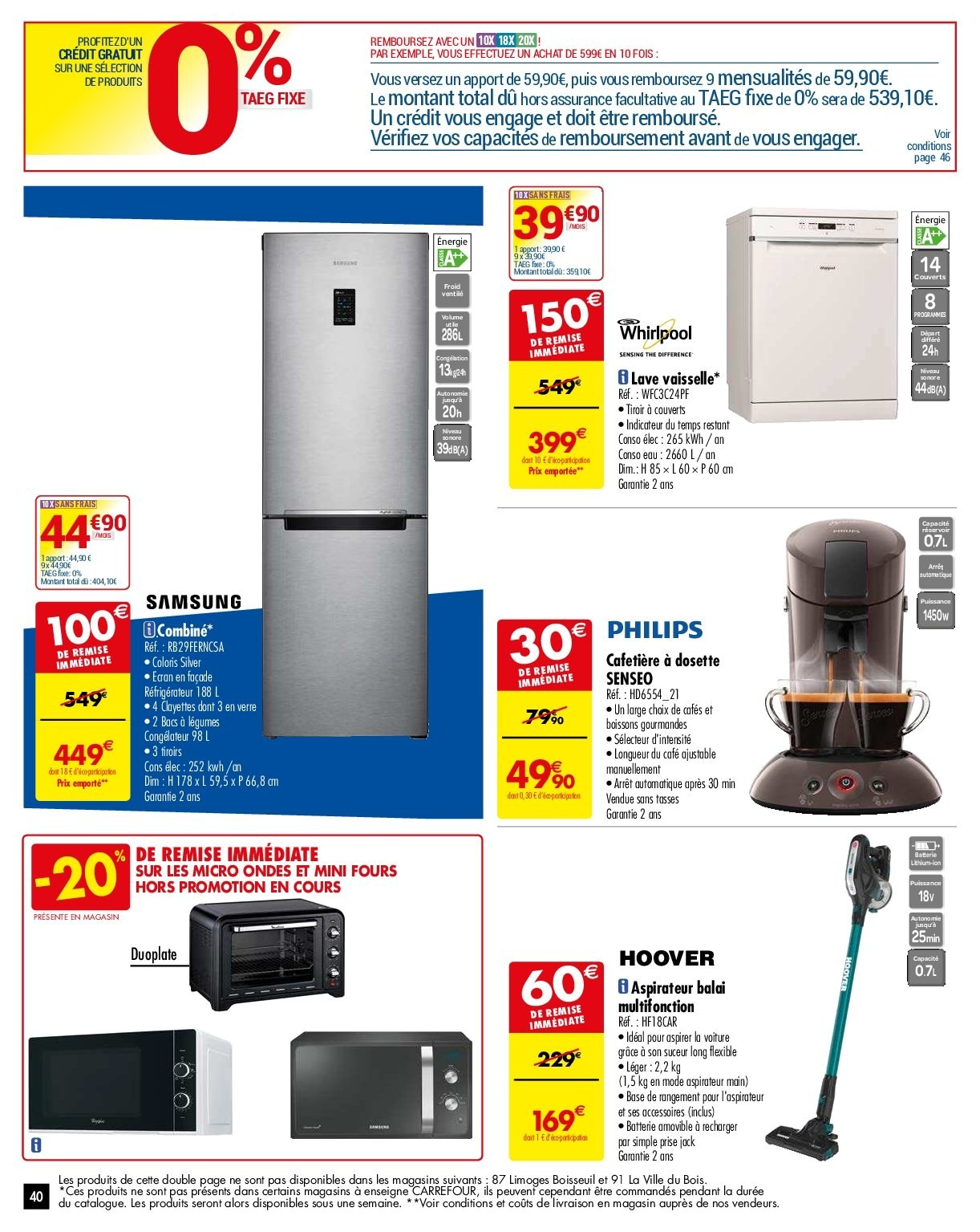Catalogue, prospectus, pub Carrefour 05.03.2019 - 11.03.2019 | Vos ...