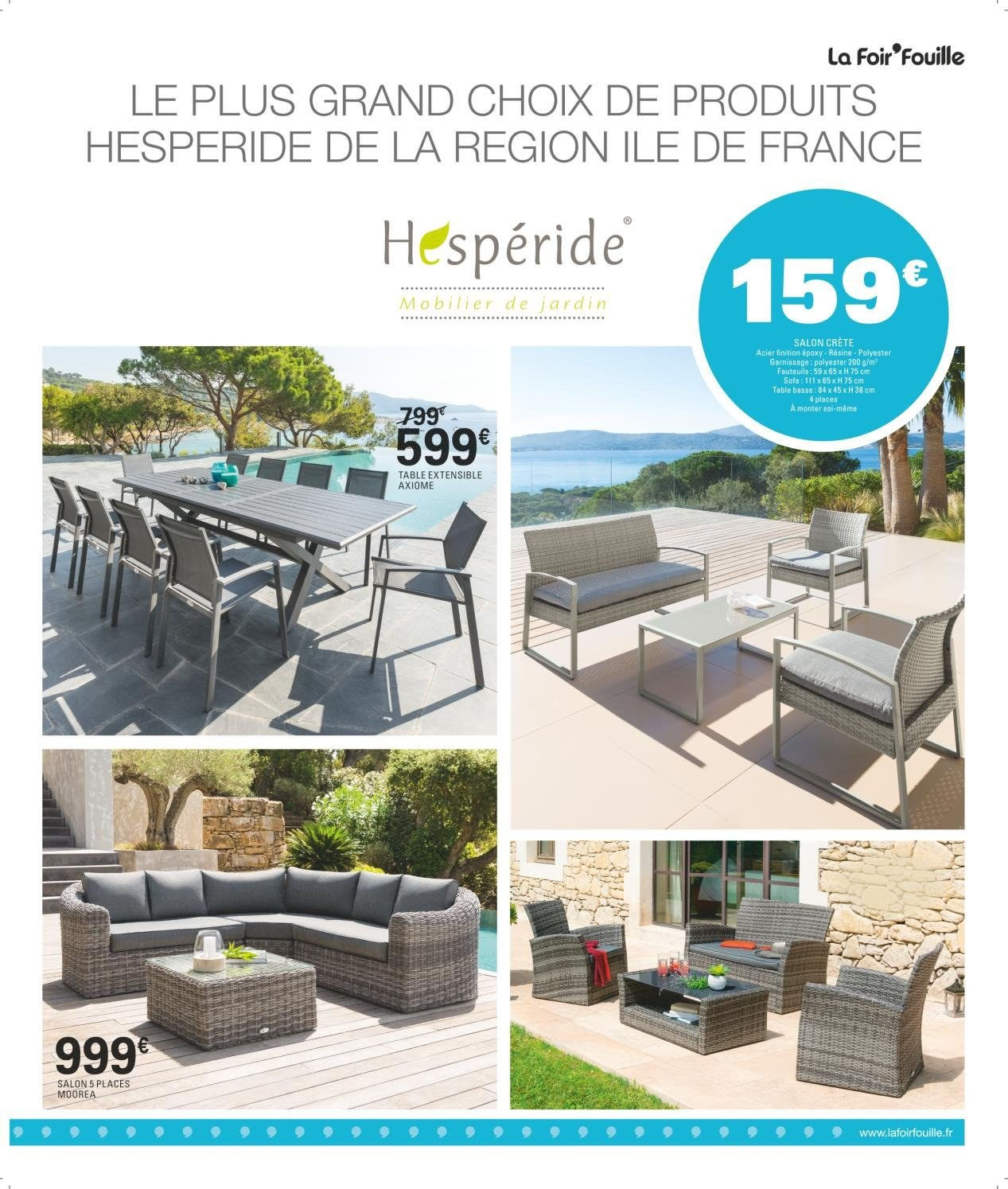 Catalogue, prospectus, pub La Foir\'Fouille 04.03.2019 ...