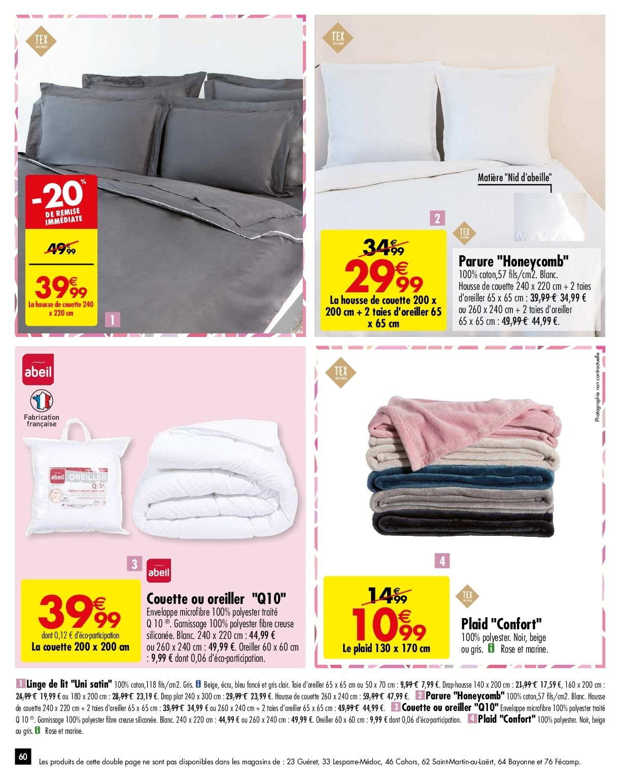 Catalogue Carrefour 19 03 2019 01 04 2019 Page 60 Vos Promos