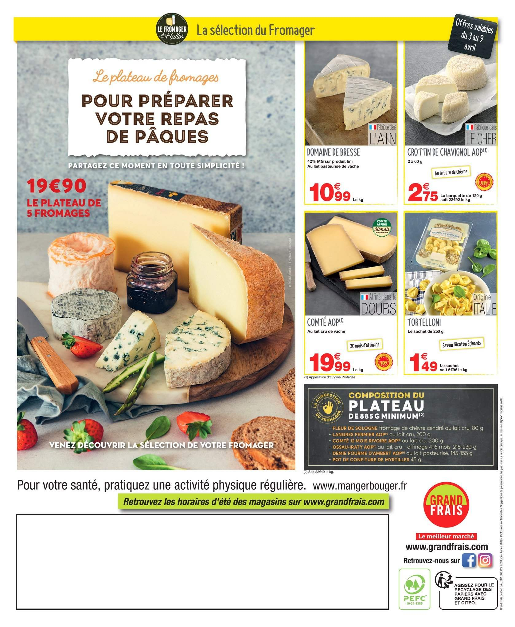 Catalogue Grand Frais - 01.04.2019 - 14.04.2019. Page 4.