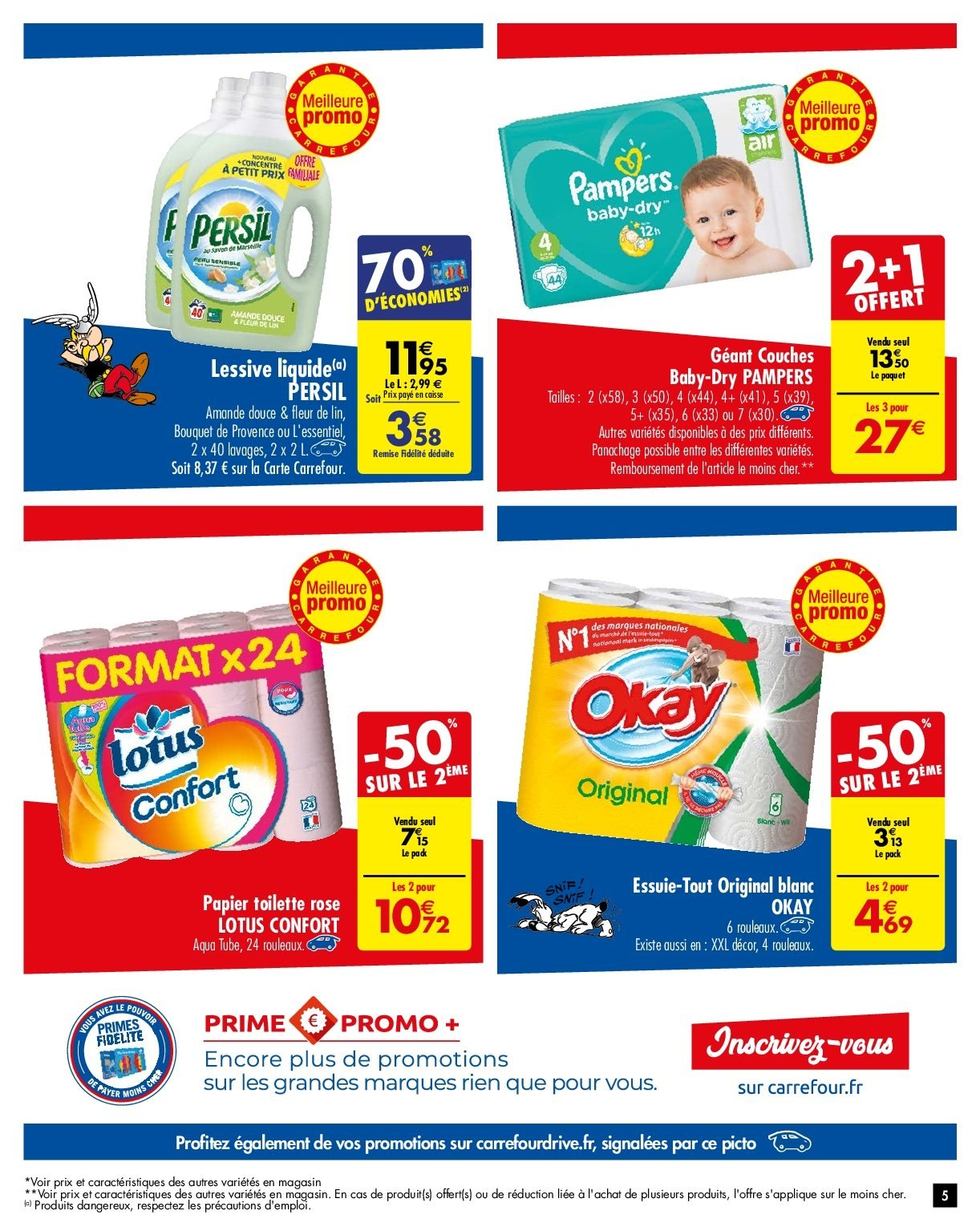 12cd6511d32ef0 Catalogue, prospectus, pub Carrefour 09.04.2019 - 22.04.2019 | Vos ...