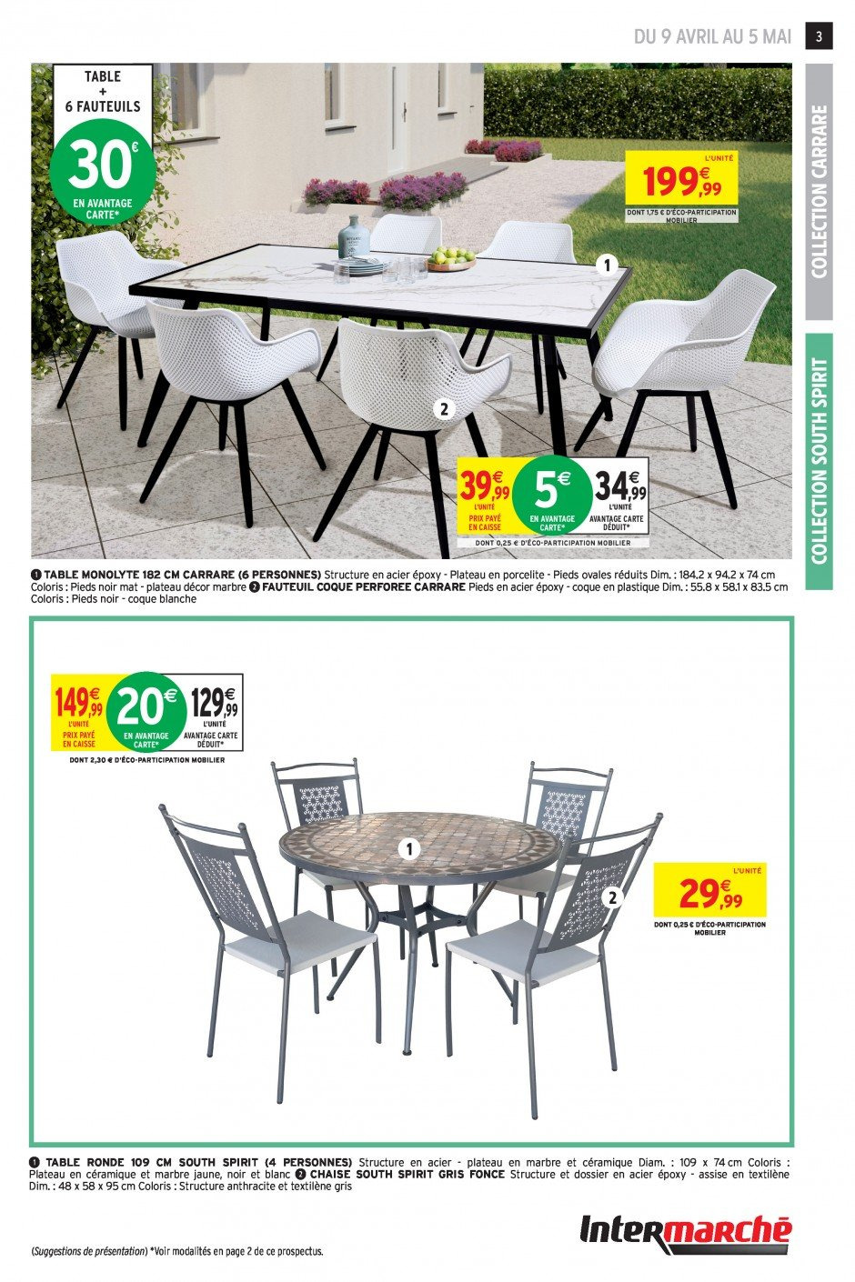Catalogue Intermarche 09 04 2019 05 05 2019 Page 3 Vos Promos