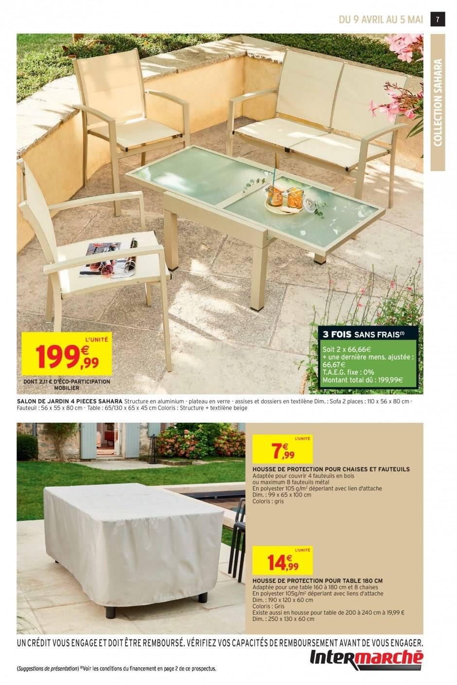 Catalogue Intermarche 09 04 2019 05 05 2019 Page 7 Vos Promos