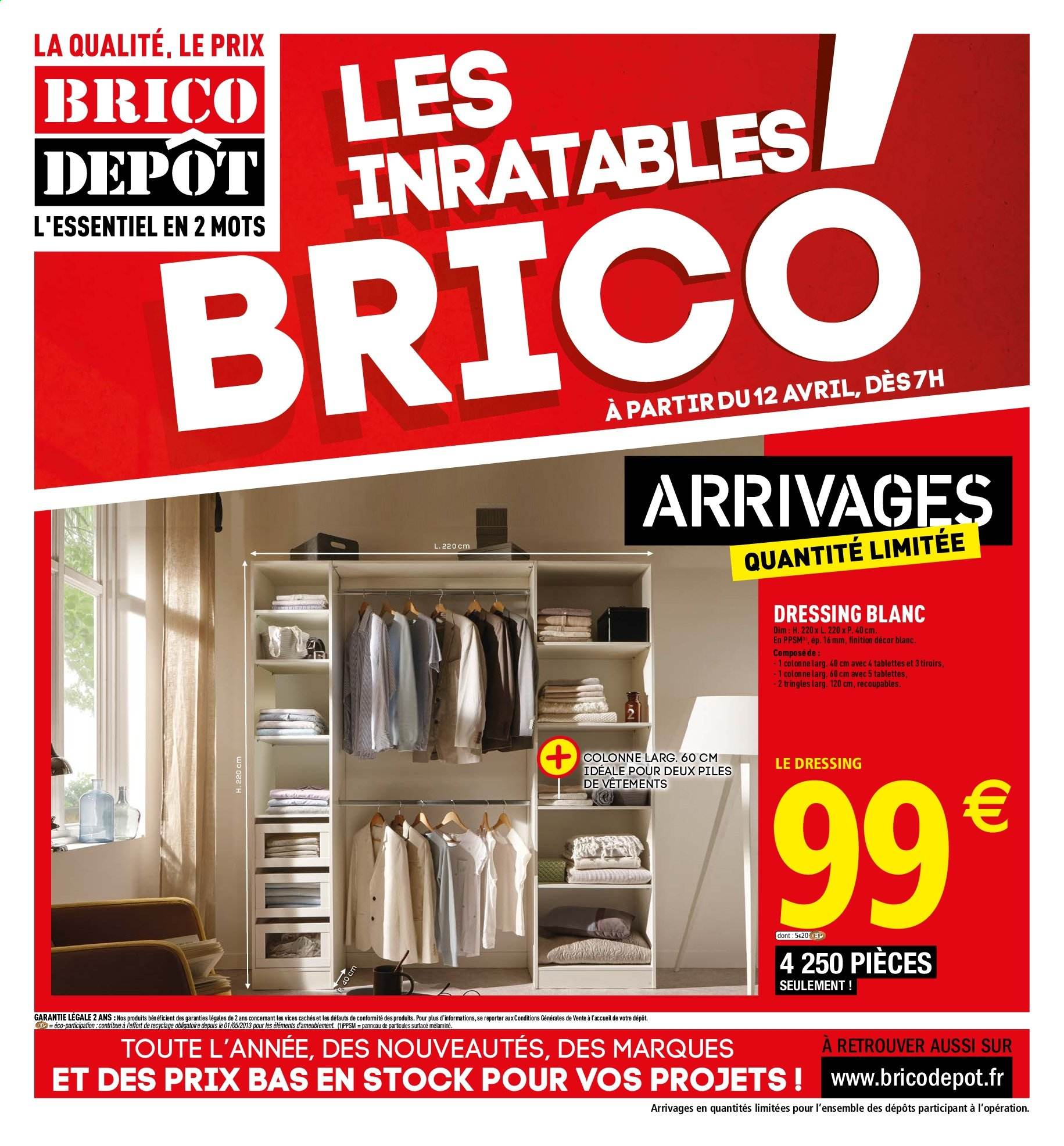 Catalogue Brico Depot Tarbes