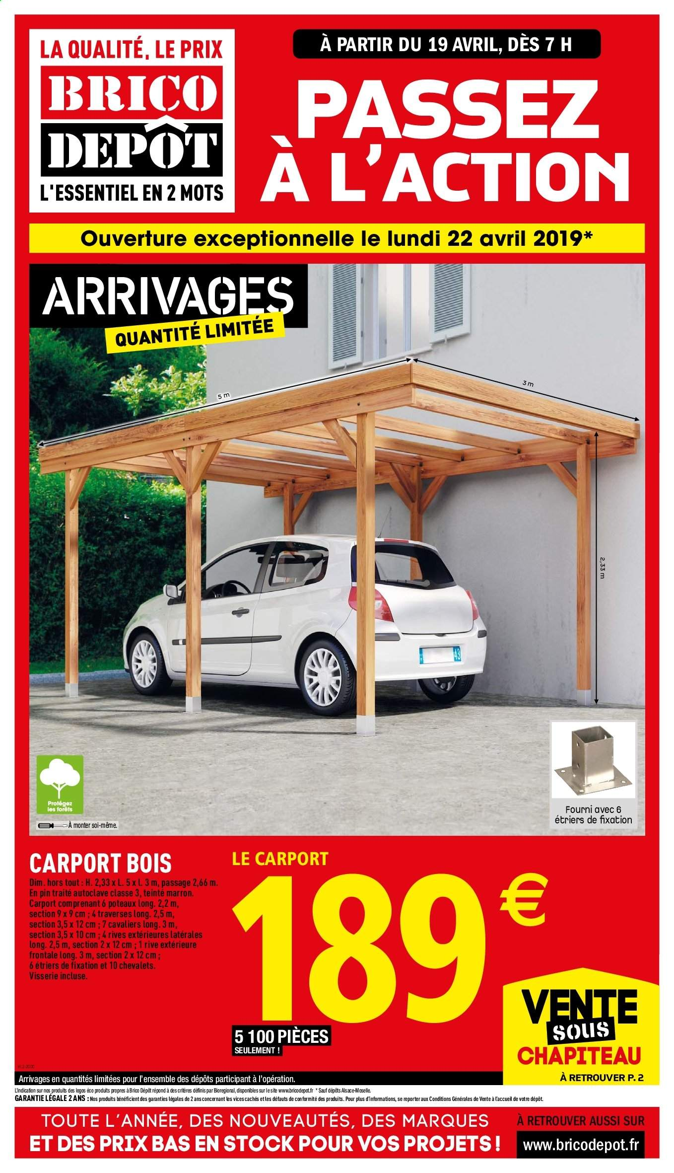 Brico Depot Saint Etienne Catalogue
