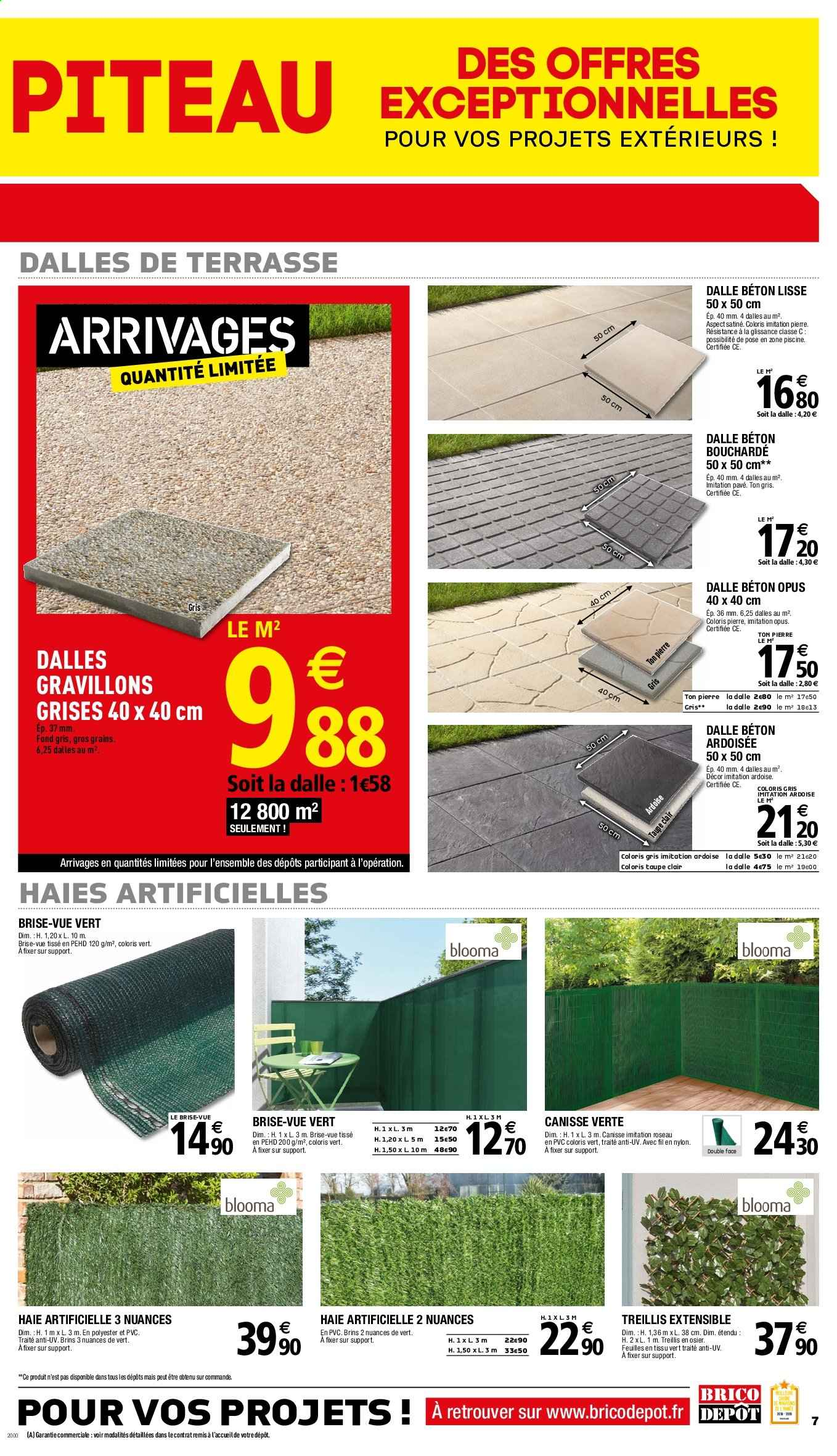 Catalogue Brico Depot 19 04 2019 02 05 2019 Page 7 Vos Promos