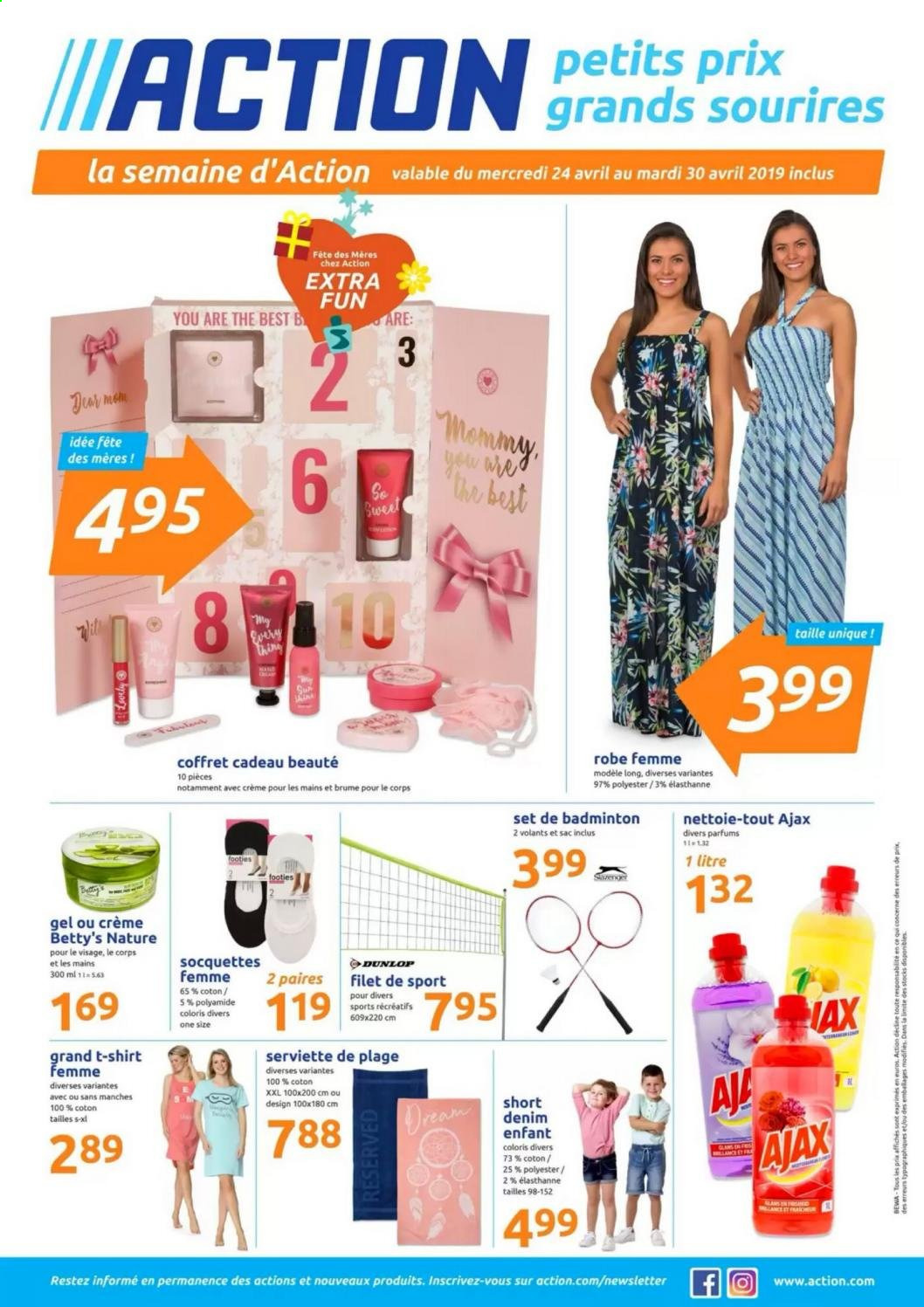 Catalogue Action - 24.04.2019 - 30.04.2019. Page 2.