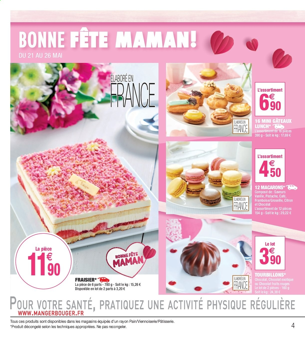 Catalogue, prospectus, pub Carrefour 21.05.2019 , 26.05.2019