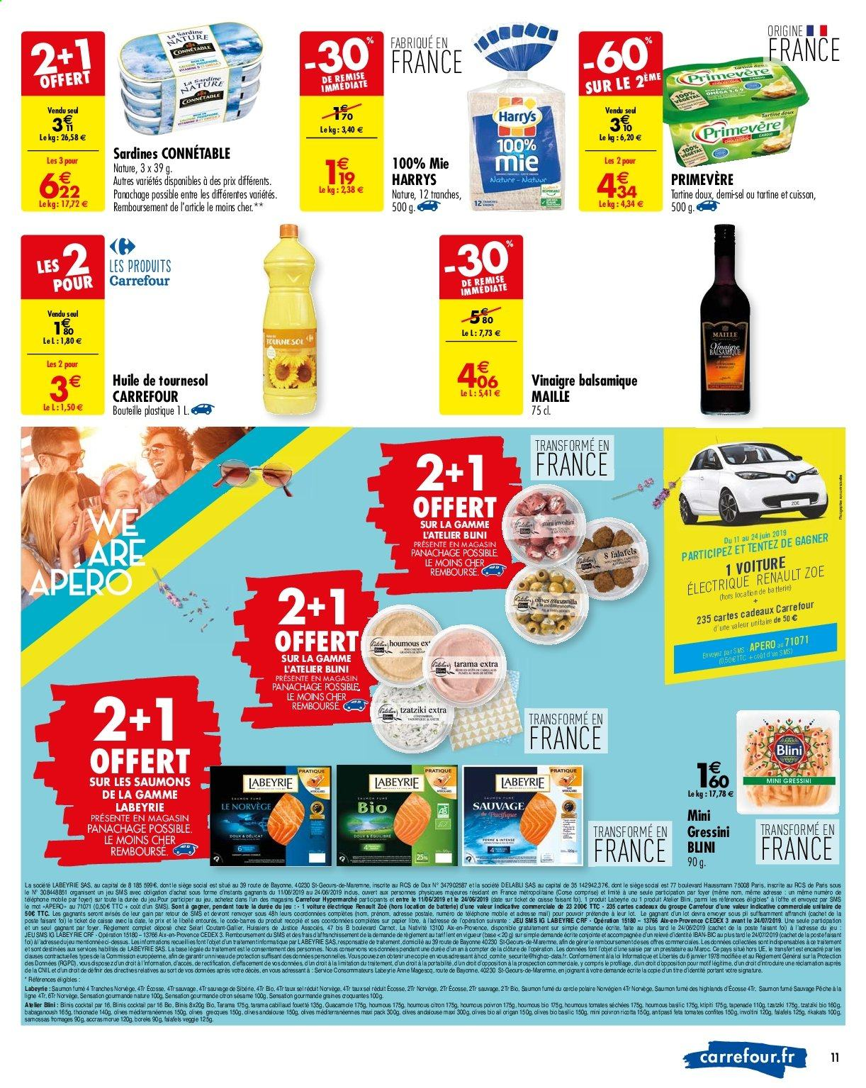0be911ab5a44a5 Catalogue, prospectus, pub Carrefour 11.06.2019 - 24.06.2019 | Vos ...