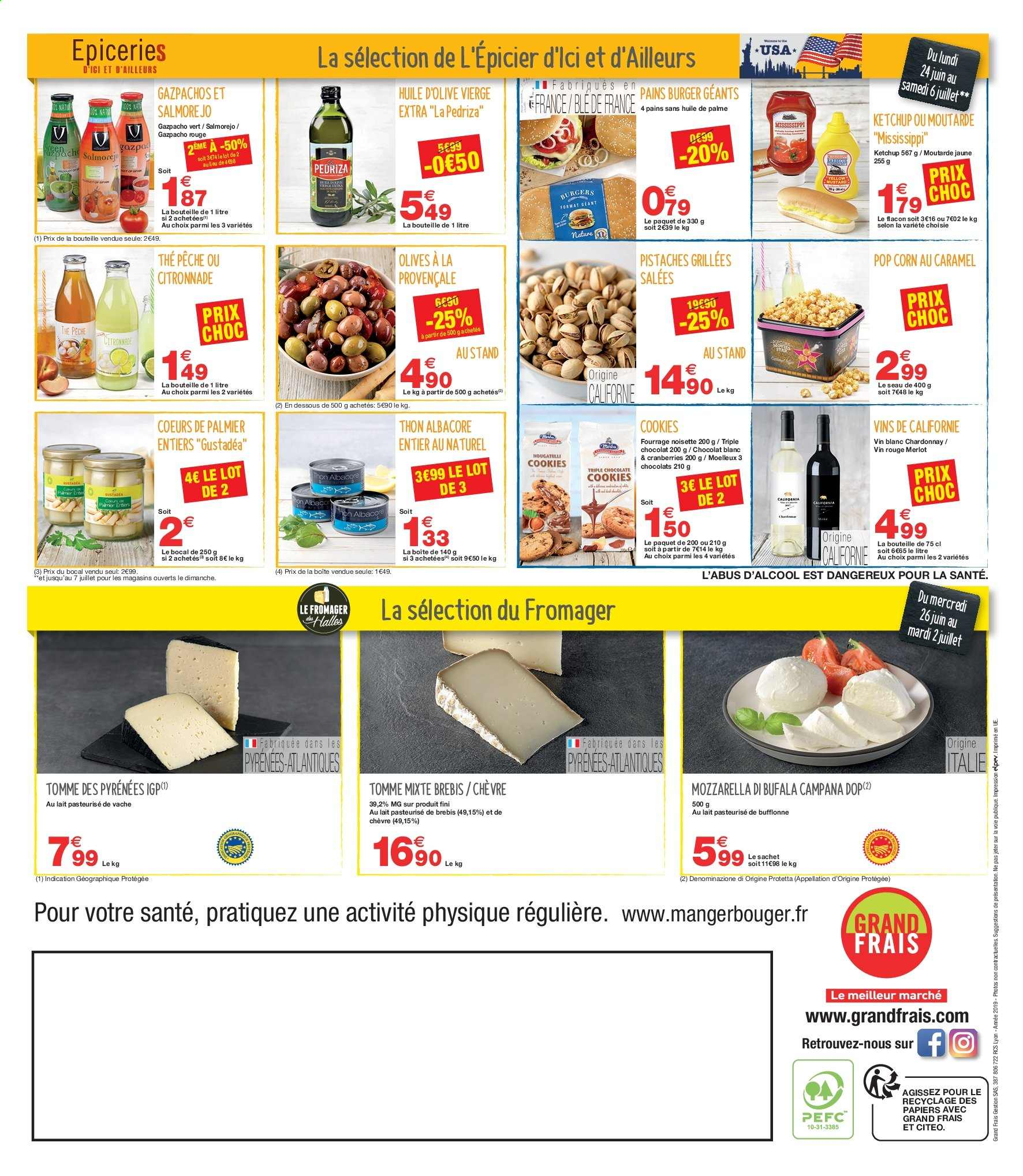 Catalogue Grand Frais - 26.06.2019 - 06.07.2019. Page 2.