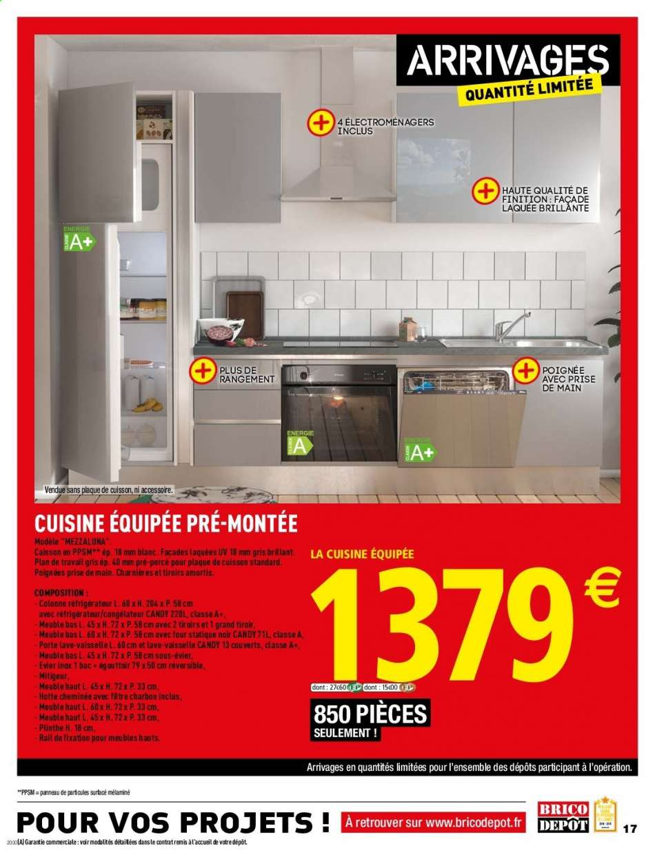 Catalogue Brico Depot 05 07 2019 25 07 2019 Vos Promos