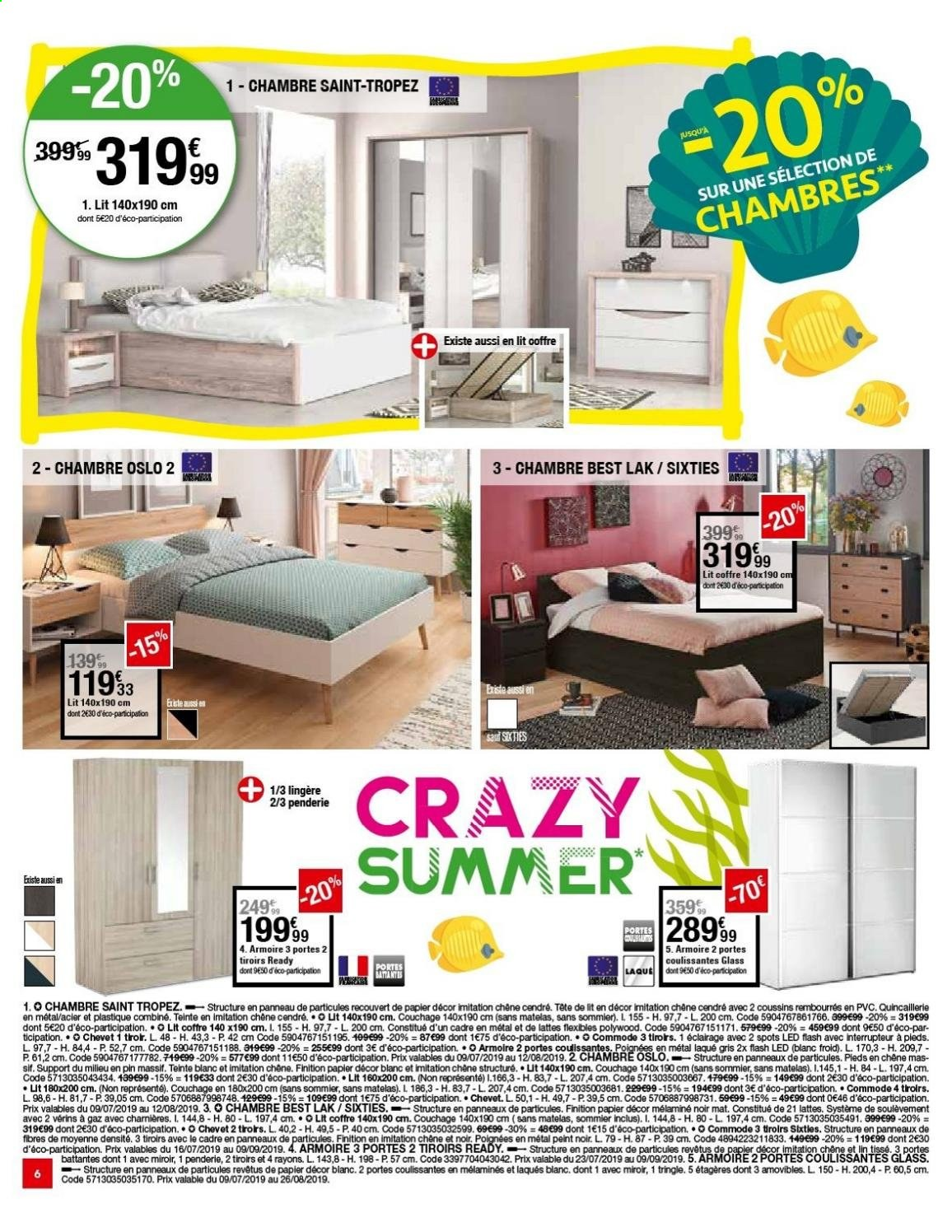 Catalogue But 23 07 2019 12 08 2019 Page 6 Vos Promos