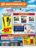 Catalogue Autobacs - 01.08.2019 - 01.09.2019.