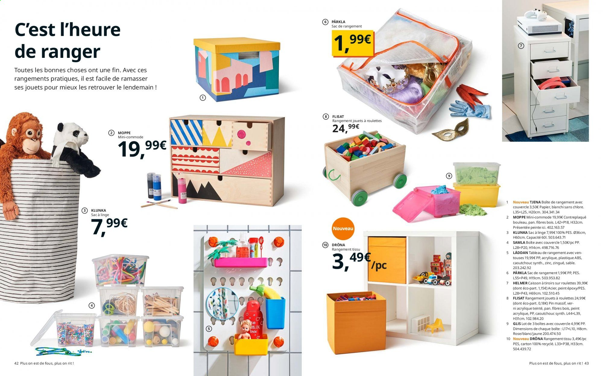 Catalogue Prospectus Pub Ikea 12 08 2019 31 01 2020