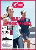 Catalogue Go Sport - 18.09.2019 - 30.09.2019.