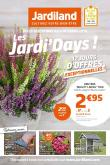 Catalogue Jardiland - 25.09.2019 - 06.10.2019.
