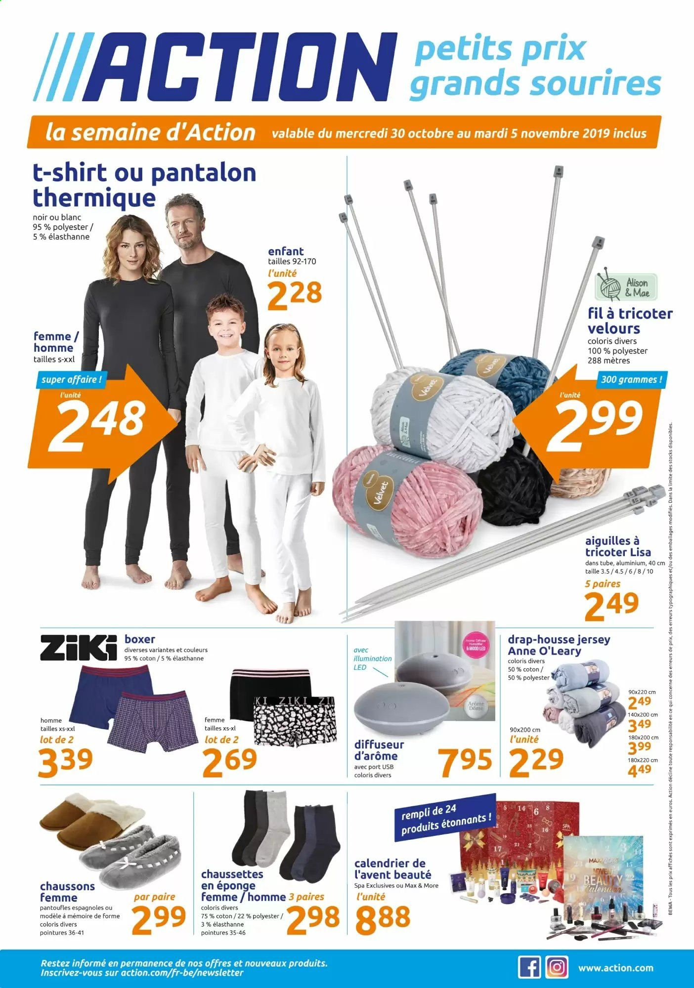 Catalogue Action - 30.10.2019 - 05.11.2019. Page 1.