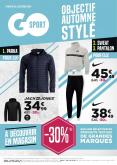 Catalogue Go Sport - 16.10.2019 - 04.11.2019.