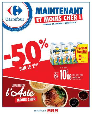 Catalogue Prospectus Pub Carrefour 10122019 24122019