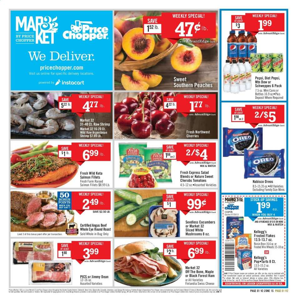 Price chopper weekly flyer