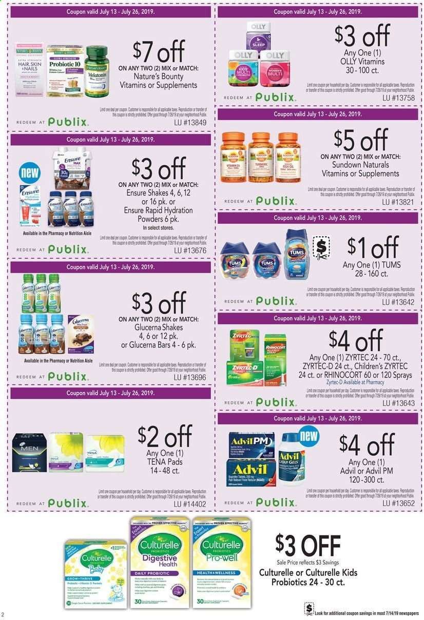 Publix flyer 07 13 2019 - 07 26 2019 | Weekly-ads us