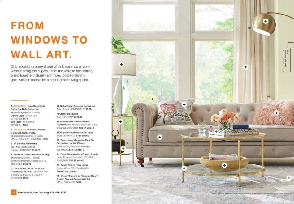 The Home Depot Flyer 07 15 2019 08 30 2019 Weekly Ads