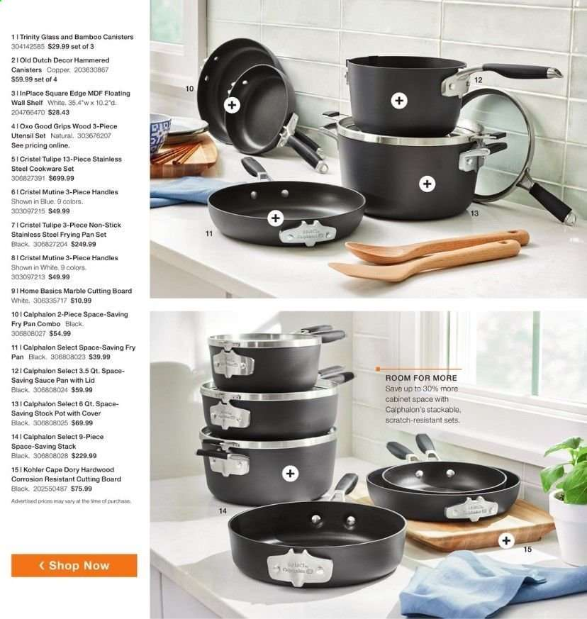 The Home Depot flyer 07 15 2019 - 08 30 2019 | Weekly-ads us