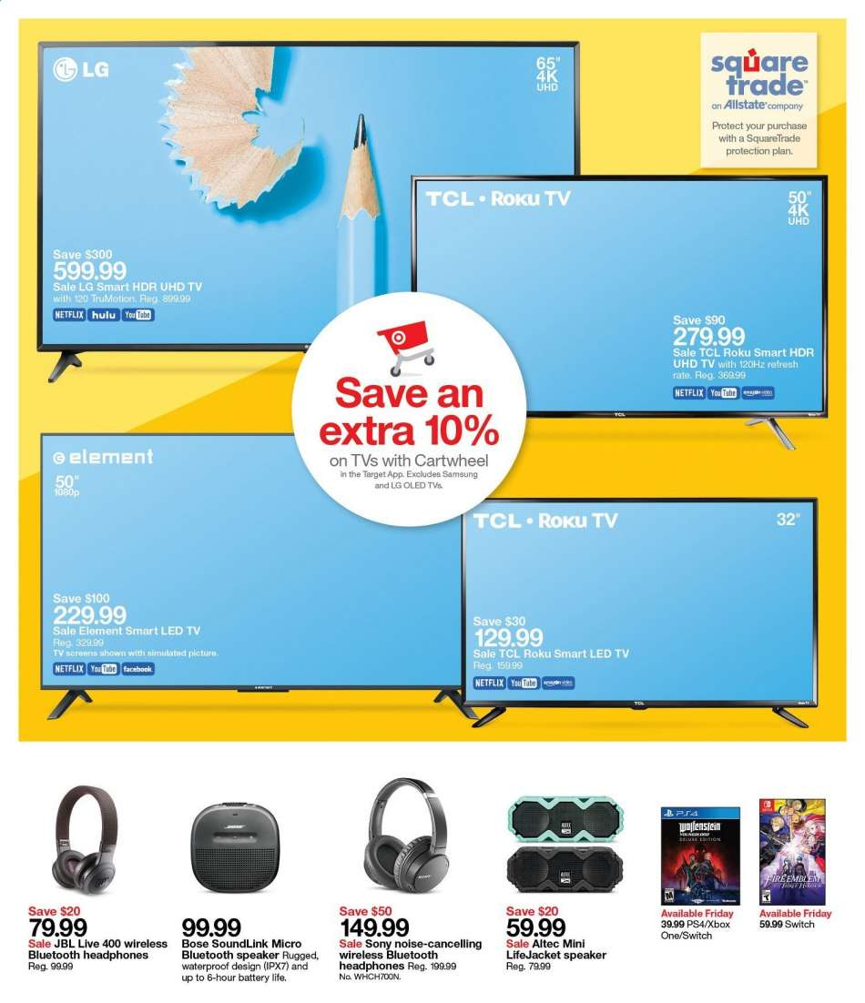 Target flyer 07 19 2019 - 07 27 2019 | Weekly-ads us